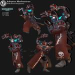 Warhammer 40k -Tech Enginseer Elon Musk