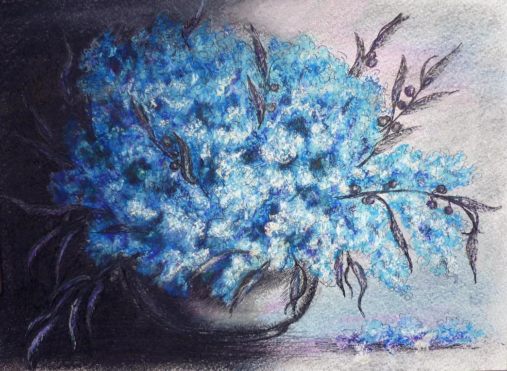 Blue by LasmejaLora
