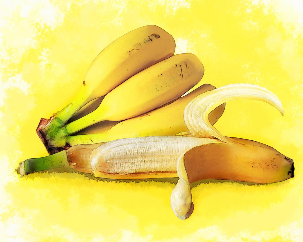 Bananas by LasmejaLora