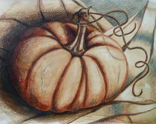Pumpkin by LasmejaLora