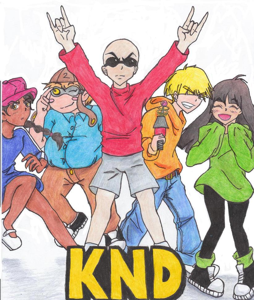 Kids Next Door by xpotatogrlx813 on DeviantArt
