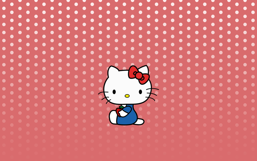 Pink Hello Kitty wallpaper, Papel de parede, Fondos
