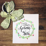 Spring is here by Kjherstin