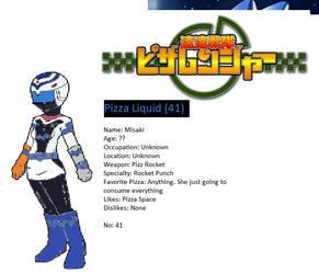 Pizza Liquid