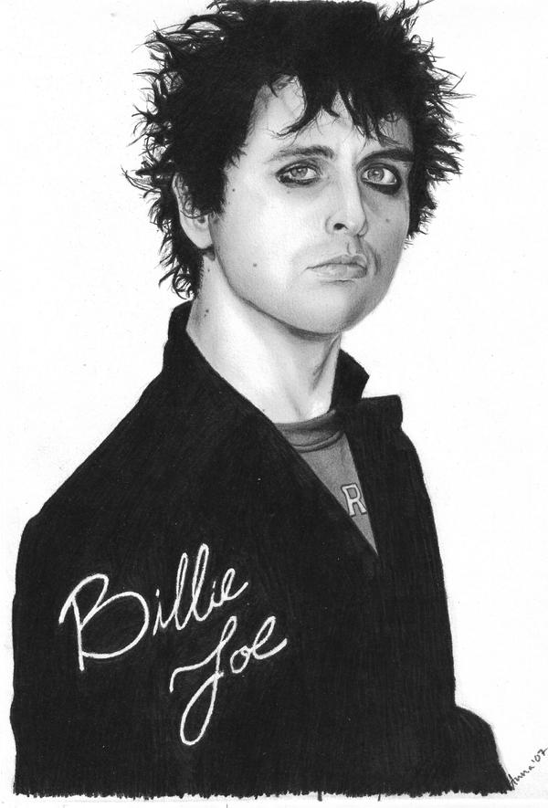 Billie Joe Armstrong by DarthHoney