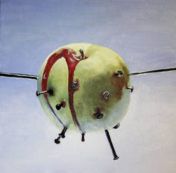 Bleeding Apple by DarthHoney