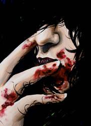 Split My Lip by DarthHoney