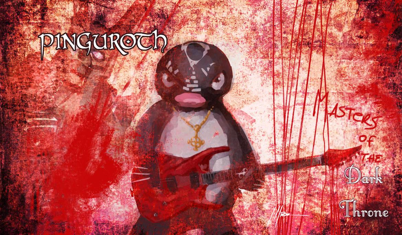 Pinguroth Masters of the Dark Throne by Brandoch-Daha