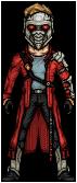 Star-Lord by MrKinetix