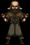 The Hobbit, An unexpected Journey - Dwalin by MrKinetix