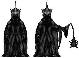 Lord Of The Rings Return Of The King - Nazgul by MrKinetix