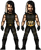 Seth Rollins! by MrKinetix