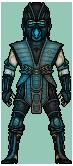 Mortal Kombat - Sub Zero by MrKinetix