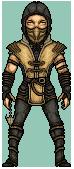 Mortal Kombat - Scorpion by MrKinetix