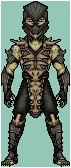 Mortal Kombat - Repltile by MrKinetix