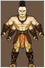 Mortal Kombat - Goro by MrKinetix