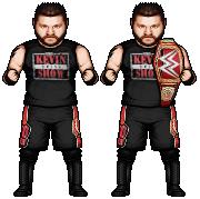 WWE :: Kevin Owens by MrKinetix