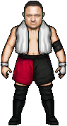 WWE :: Samoa Joe by MrKinetix