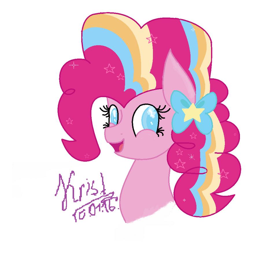 Pinkie Pie by Kristalina-Shining