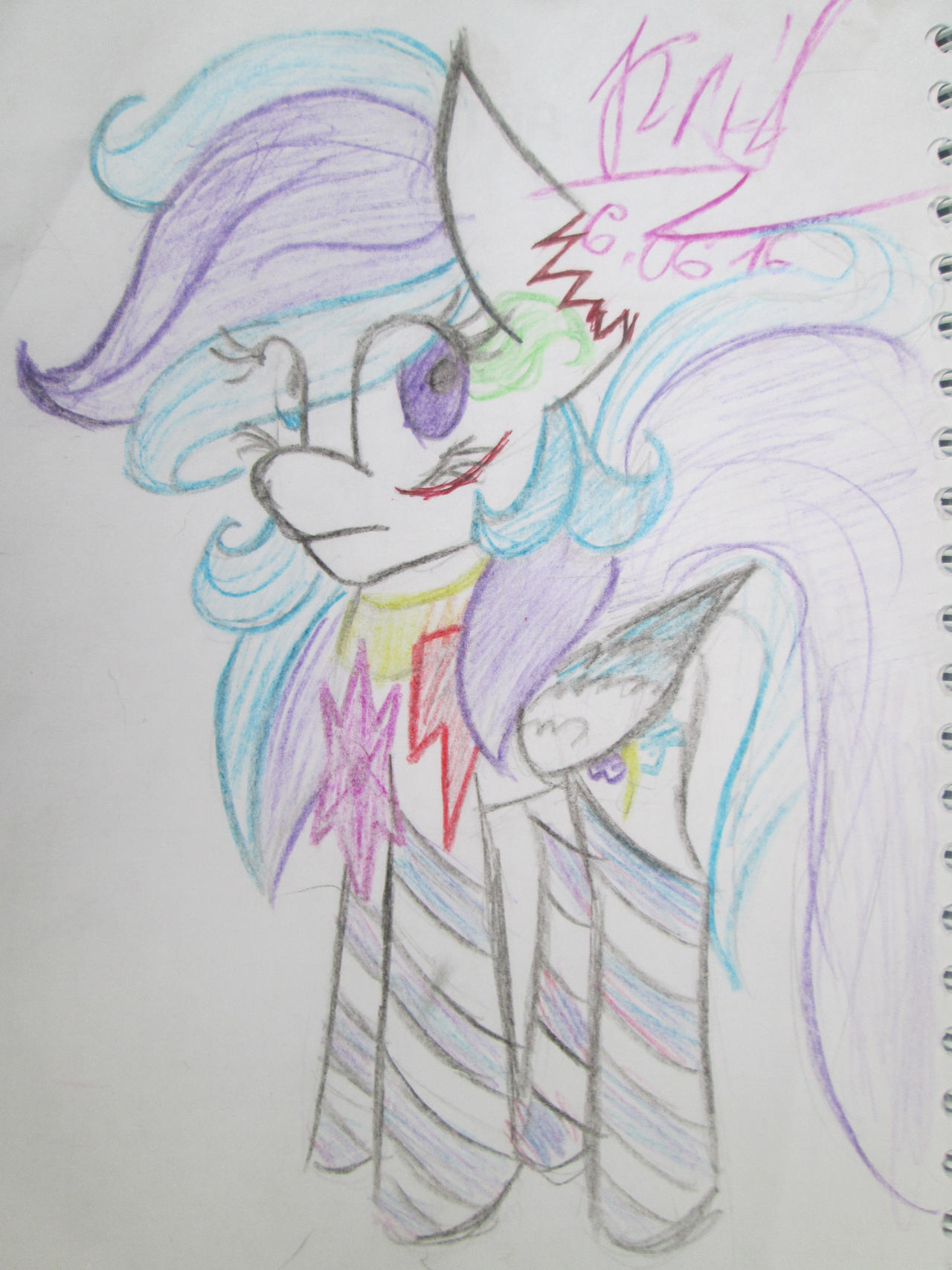Mad Part of my OC by Kristalina-Shining