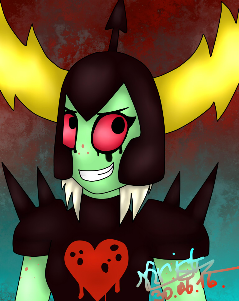 Lord Dominator by Kristalina-Shining