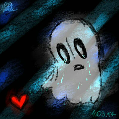 Ghost's Acid Rain.  by Kristalina-Shining