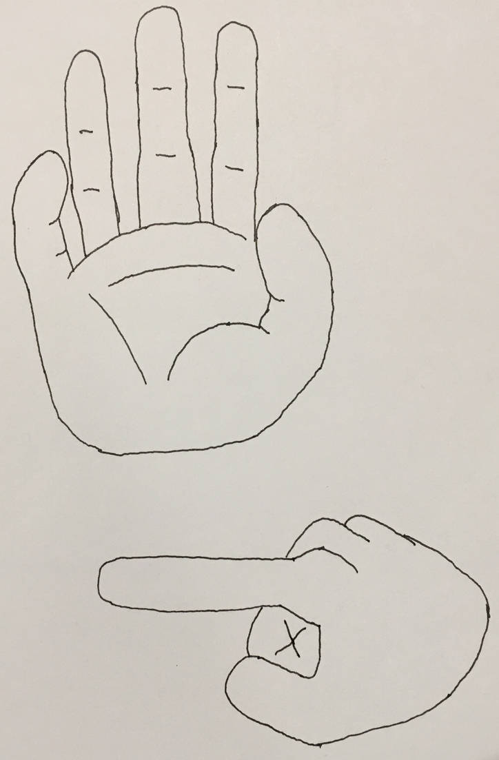 Hands Practice Again by SonicEXE6666