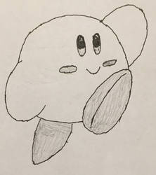 Kirby. Because why not? by SonicEXE6666