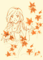 autumn by maple86