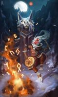 Commission: shaman