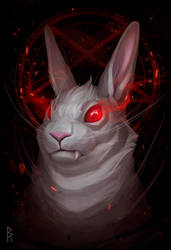 Commission: bunny) by Brevis--art