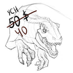 YCH - SALE - 40$ !!! by Brevis--art