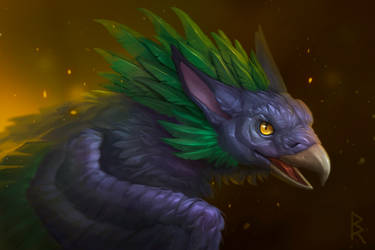 Commission: Grohnass by Brevis--art