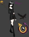 child of Goddess Morrigan