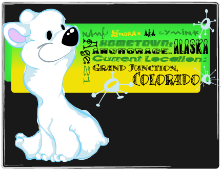 Polar Bear ID by KM-cowgirl