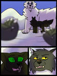 Bloodstained Claws Page 8