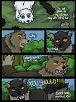 Bloodstained Claws Page 25
