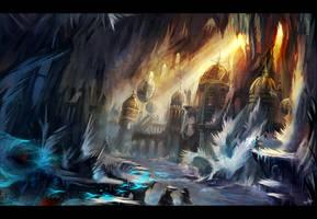 Crystal Cave by flaviobolla