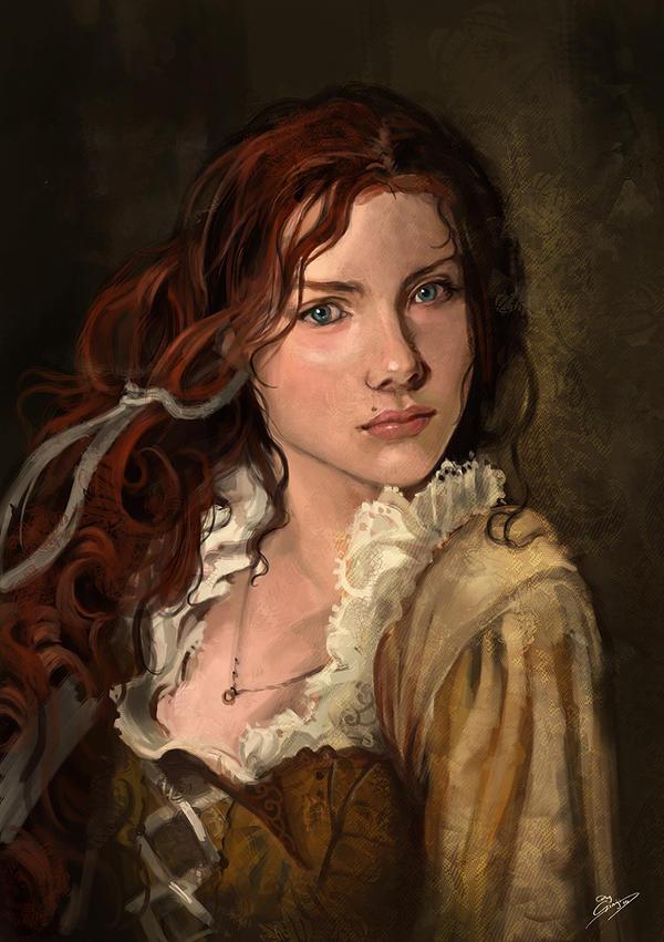 Laure by flaviobolla