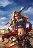 Leliana, Wind of Desert