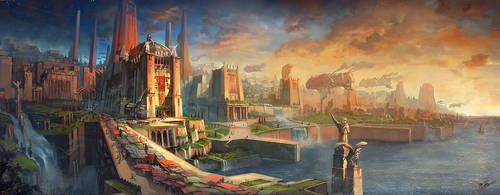 OSMADTH - Bancur City