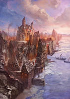 OSMADTH - Dun Elain by flaviobolla