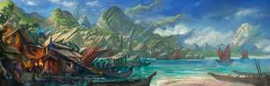 OSMADTH - Naldonya Bay