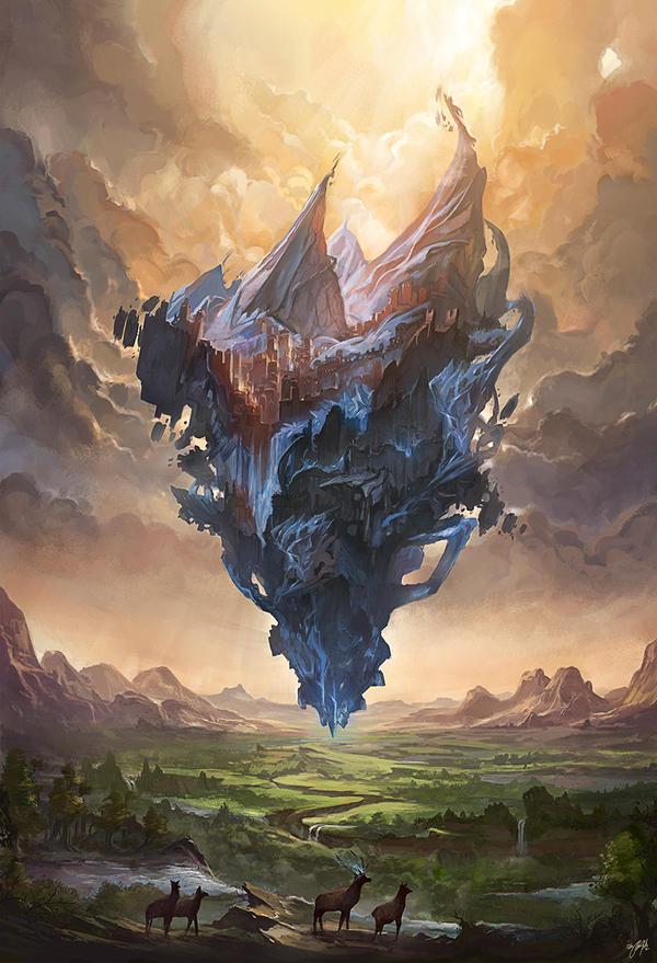 OSMADTH - The Ilium by flaviobolla