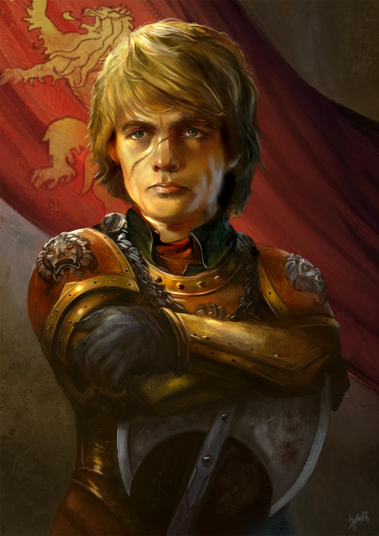 Tyrion Lannister by flaviobollaTyrion Lannister Fan Art