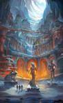 Ice-Caves by flaviobolla