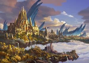 Atlantis of the Skies