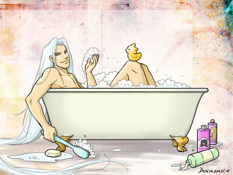 Sephy bath