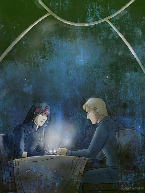 Crusader Rain pic by animama