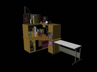 More Desk!
